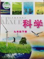 浙教版九年级科学下册